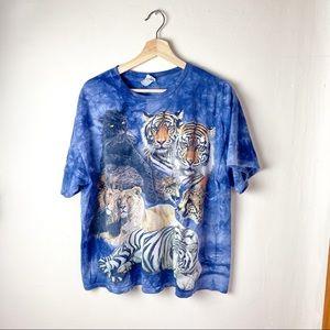 Carole Baskin Costume Lion Tiger Graphic Shirt